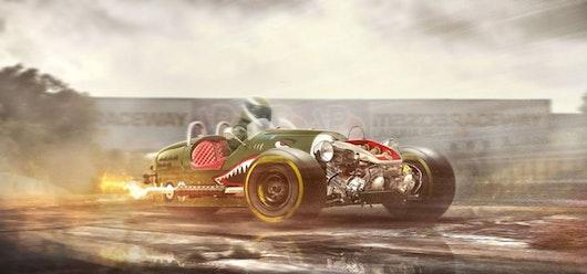 5 autos que no existen en Le Mans