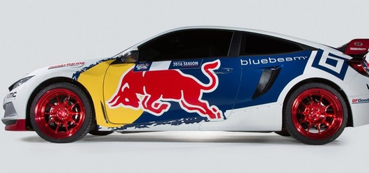 Honda Entra con Red Bull a la temporada de Rally Cross 2016