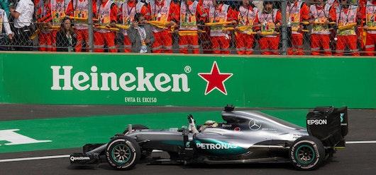 Gran Premio de México 2016 - Ganadores