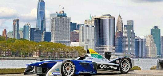 La Fórmula E en Nueva York