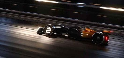Renault nos indica el futuro de la F1