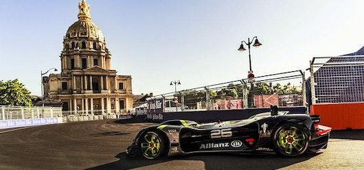 Robocar debuta en el ePrix de París