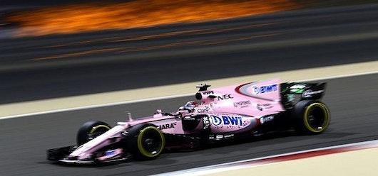 Force India cambiaría su nombre en 2018