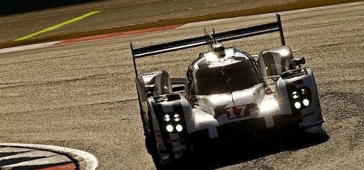 Porsche gana en casa
