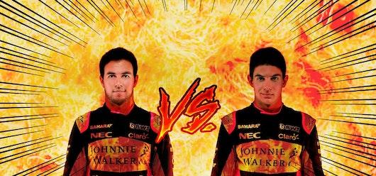 Sergio Pérez y Esteban Ocon protagonizan Round 3