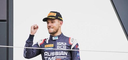 Ghiotto triunfa en la Fórmula 2