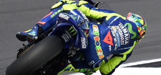 Valentino Rossi abandona el hospital tras su operación