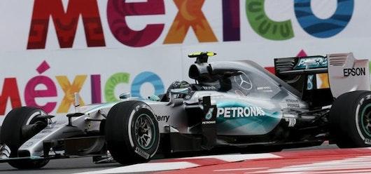 México aguarda la inminente coronación de Hamilton en la Fórmula 1