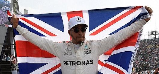 """Hamilton y Brasil, el """"paraíso"""" soñado para el flamante campeón del mundo"""