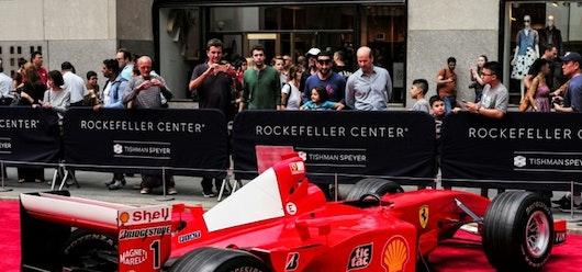 Ferrari de Schumacher se subasta a un precio de récord