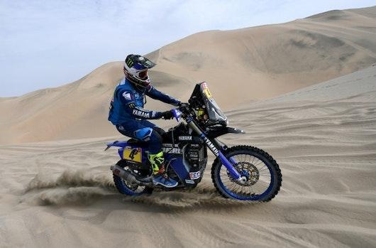 El británico Sunderland abandona el Rally Dakar 2018