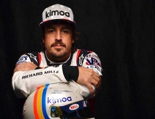 Alonso acelera hacia Le Mans en las 24 Horas de Daytona