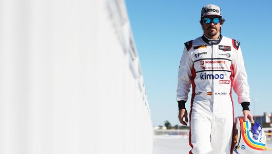 Fernando Alonso participará en las próximas 24 Horas de Le Mans