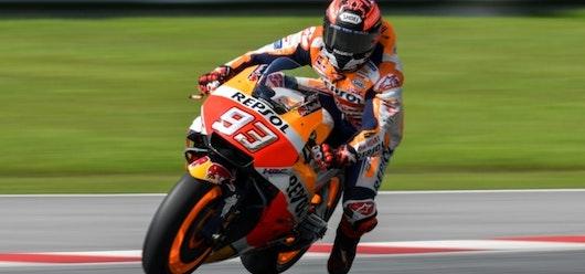 Marc Márquez renueva con Honda hasta 2020
