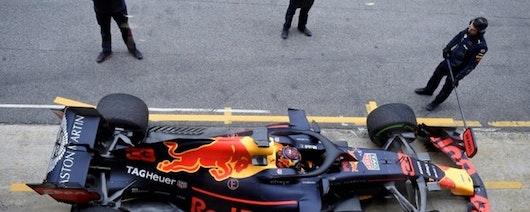 La Fórmula 1 lanza su propio servicio de TV bajo demanda