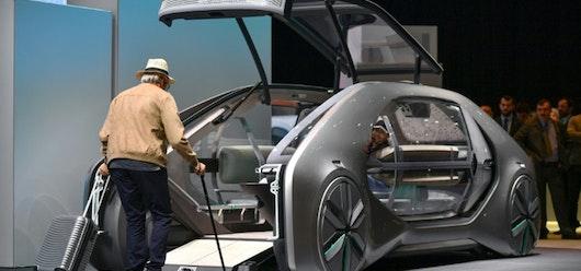 Los vehículos compartidos y autónomos, el futuro próximo del automóvil