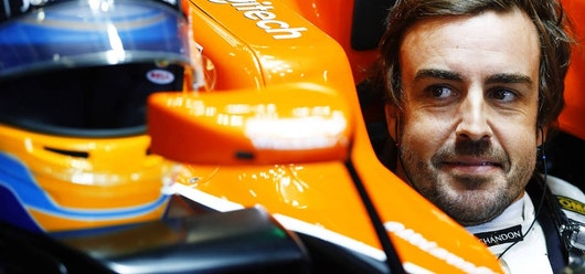 El año más agotador para Fernando Alonso