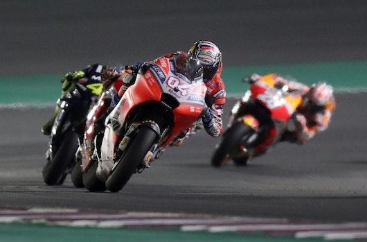 Márquez y Dovizioso van por la victoria en el Gran Premio de Argentina