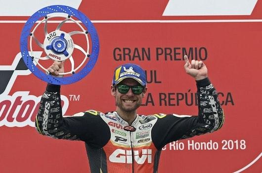 Crutchlow gana el Gran Premio de Argentina de MotoGP