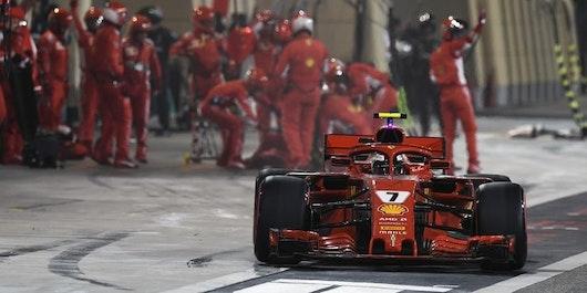 Operado con éxito el mecánico atropellado por Raïkkönen en el GP de Baréin