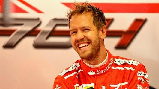 Vettel busca una tercera victoria en Shanghái, 'territorio Mercedes'