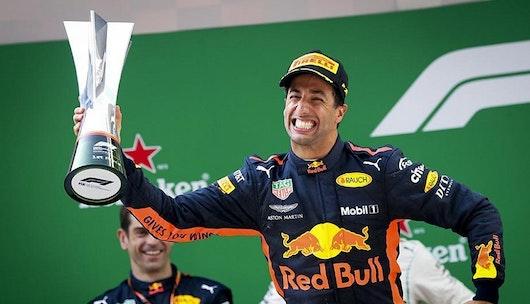 Ricciardo y Red Bull alteran el orden establecido en Shanghái